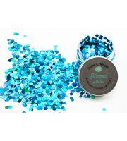 Blue Chunky Glitter