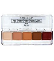 Tatoo Cover FX Alcohol- activated palette