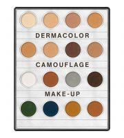 Dermacolour Camouflage Crème Mini Palette No 5