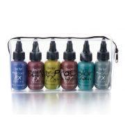 Pro Colour x 6  29 ml bottle Ultimate FX  Starter Kit